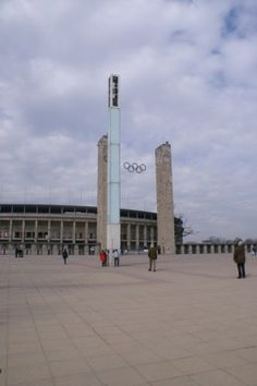 Berlin - Olympia stadion