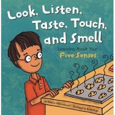 Book describing how the 5 senses are correlated!