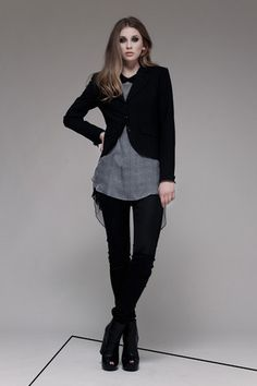 Taylor 'Incision' Collection, Summer 13/14   www.taylorboutique.co.nz Taylor - Mitre Jacket