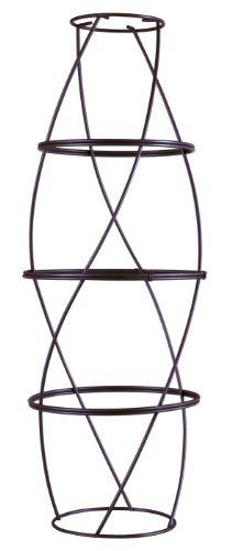 Besa Lighting C4127B-BR Curved Bronze Tara Wireform Cage with Bronze by Besa Lighting. $49.50. Besa Lighting Wireform Cage with Bronze Metal Finish from the Tara CollectionBesa wireform cage accessories enhance the appearance of Besa glass luminairesUL Listed: suitable for No Locations