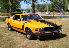 1970 Ford - Mustang