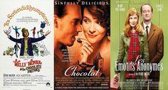 Movie marathon about CHOCOLATE! #chocolate #movies #willywonka #chocolat