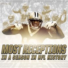 Nfl Saints, New Orleans Saints Football, Michael Thomas, St Michael, Nfl Football Helmets, Football Love, Nfl History, Who Dat, Nfl Season
