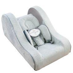 Serta Perfect Sleeper Deluxe Infant Napper, Blue