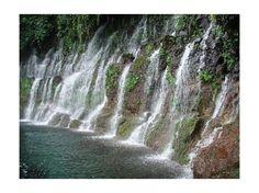Juayua Waterfalls, EL Salvador