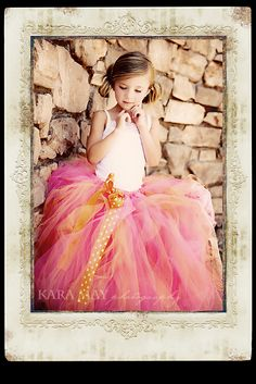 Portrait--Tutu Photography by Kara May Photography