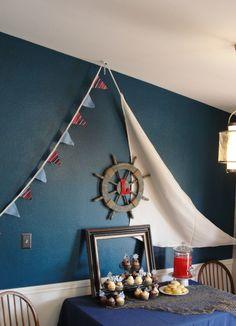 nautical pirates party