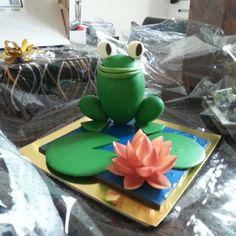 Chocolate frog ☺