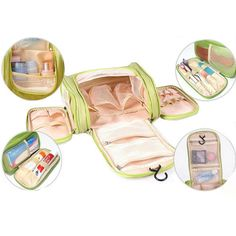 $19 for a Hanging Hook Travel Toiletry Organizer – SavingCat