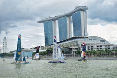 Extreme Sailing Series | by chooyutshing