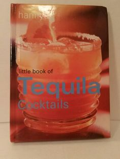 FOR SALE LIKE NEW TEQUILA BOOK http://stores.ebay.com/tovascollectibles