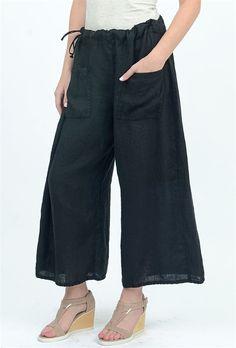The Baggie Pant, Black