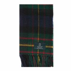 MacLaren Tartan Scarf from Gretna Green #TartanScarf #PlaidScarf £14.99   (Comes out to about $21 and needs just as much in shipping)