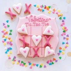 Valentine Tic.Tac.Toe video tutorial ❤️❌❤️❌Have you got your valentine's gift sorted yet? detailed video tutorial is now on our YouTube channel #valentinescookies #tictactoe #valentinesday #cookieart #foodart #cutecookies #cookiesofinstagram #instabake #instacookies #edibleart #foodporn #foodshare #foodgasm #cookietutorial #videotutorial #instavideo #tutorial #video #instagood #decoratedcookiesnz #cookieliciousnz
