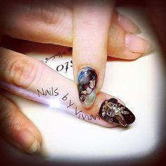 教學最大的動力,就是看著妳們不停的成長! 路絕對不會是平坦好走,但跨過去後的甜美是很享受的!加油 #3dgel  #nailart #nail #naildesign #nails #design #art #girls #手描きアート #instasize #ジェルネイル #네일 #네일아트 #指甲 #美甲 #ネイル #ネイルサロン #ネイルデザイン #ベラフォーマ #ベトロ #光療凝膠 #光療  #hestia #vivian