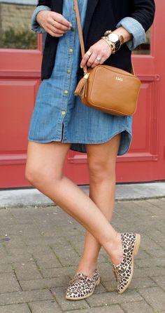 GiGi New York I Because Shanna Said So Fashion Blog I Saddle Madison Crossbody