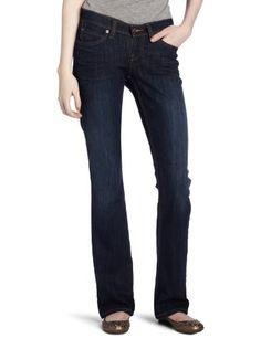 Levi's Juniors Modern Demi Curve Skinny Boot Cut Jean,Mesa Blue,13 x32