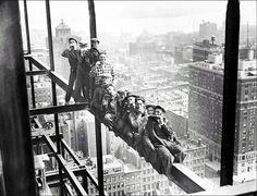 Awesome Shot ! - New York, circa 1920.
