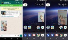 El modo Picture in Picture de Android 8.0 se activa en WhatsApp para Android