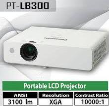 Toko Online Preyektor Panasonic PT-LB300 Rp. 7.400.000 Terbesar