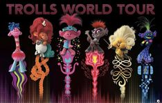 I love Broppy (BranchxPoppy) Trolls Movie, Candy Store Display, Los Trolls, Poppy And Branch, Groups Poster, Troll Party, Pokemon Birthday, Cartoon Wallpaper, Anime Art Girl