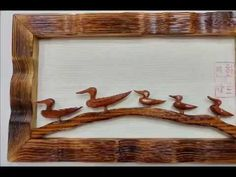 Wood, Frame, Youtube, Home Decor, Picture Wall, Picture Frame, Decoration Home, Woodwind Instrument, Room Decor