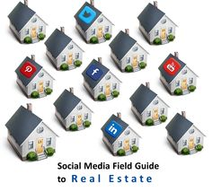 A Field Guide to Social Media Marketing for Real Estate Professionals http://blog.paveya.com/bid/331907/A-Field-Guide-to-Social-Media-Marketing-for-Real-Estate-Professionals