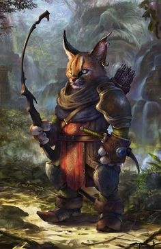Nuhme (w background) by Grosnez on DeviantArt - Fantasy Races, Fantasy Warrior, Fantasy Rpg, Fantasy Artwork, Fantasy World, Dungeons And Dragons, Fantasy Kunst, Anthro Furry, Wow Art