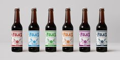 Beer Packaging and Branding that Celebrates Diversity