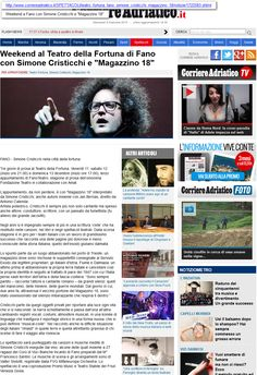 Corriere Adriatico - 08 dicembre 2015