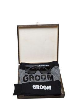 Groom Gift Set / Groom Gift Box / Gift Box for Groom