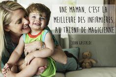 Qu'on l'aime notre maman... Et qu'il est doux le mot «MAMAN»! Et même si parfois notre maman nous embête, elle nous gronde et nous agace,c'est comme ça, on l'aime...