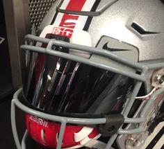Photo: It Looks Like Ohio State Star WR Michael Thomas Will Be Sporting A Sweet Helmet Visor This Season | College Spun