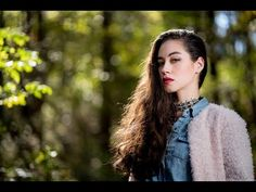How to Use a Flash for Outdoor Portraits