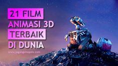 21 Film Animasi 3D Terbaik Sepanjang Masa