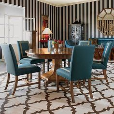 The Pagoda Bar Cabinet by Oscar de La Renta for Century Furniture. Love!!