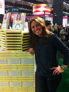 The Bookfair in Gothenburg 2013 with my book 5:2 fast