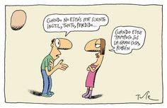 Ayyy Rubén Mal Humor, Image Fun, Funny Scenes, Humor Grafico, Cool Cartoons, Lol, Feelings, Memes, Lost