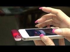 香りを使ったアプリが作れる世界初のスマートフォン用デバイス「Chat Perf」 #DigInfo