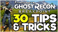30 NEED TO KNOW Tips & Tricks! - Ghost Recon Breakpoint Welcome back to Ghost Recon Breakpoint. In this video we're going through 30 tips and tricks I think . Xbox One Pc, Tom Clancy, Helping Others, Need To Know, Knowing You, Don't Forget, Social Media, Songs, Thoughts