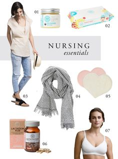 Nursing Essentials - an @honest giveaway #TheHonestCompany