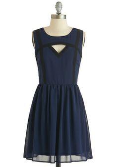 Midnight Serene Dress, #ModCloth 54.99