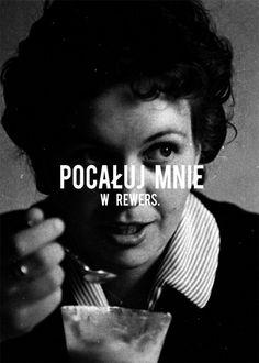 Pocałuj mnie w rewers