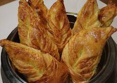 """Karácsonyi sajtos """"fenyő"""" pogácsa 😊 recept foto French Toast, Cabbage, Vegetables, Breakfast, Food, Morning Coffee, Veggies, Vegetable Recipes, Meals"""