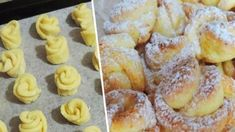 Good Food, Yummy Food, Bulgarian Recipes, Czech Recipes, Romanian Food, Rose Cake, Italian Dishes, Beignets, Quick Easy Meals