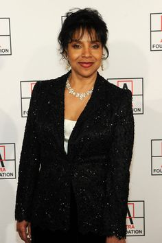 Phylicia Rashad, 64, at the 2012 AFTRA Media And Entertainment Excellence Awards.