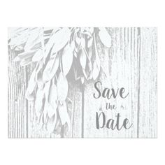 #Rustic twinkle light  Sage- save the date Card - #country gifts style diy gift ideas