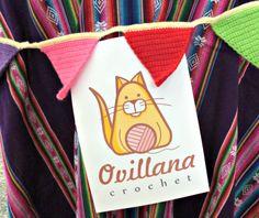 Ovillana Crochet- Logo
