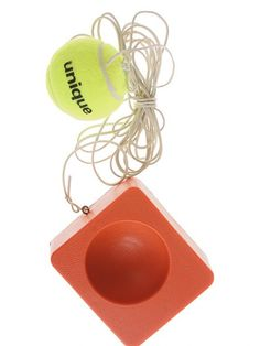 Play tennis on your own
