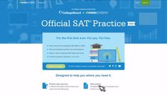 Free, personalized test practice based on your PSAT results. Link up your College Board and Khan profiles.